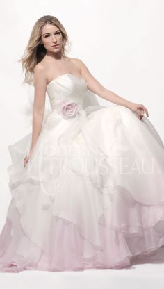Modern Trousseau wedding gowns and dresses for the Nashville bride. Find your custom wedding dress in our private appointments. Experience the Modern Trousseau difference. Blush Pink Wedding Dress, Wedding Dresses 2014, Wedding Gowns, Wedding Bride, Wedding Pics, Wedding Cake, Wedding Ideas, Modern Trousseau, Laurel