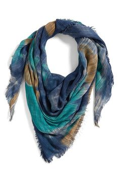 Collection XIIX Double Dye Scarf available at #Nordstrom