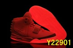 053ef38f07d Super Perfect Nike Air Yeezy 2 Light Red October(1 1)-004