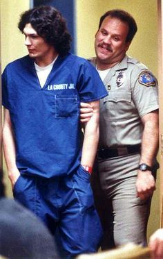 Richard Ramirez Captured