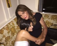 Kendall Jenner Is All Smiles While Giving Caitlyn Jenner a Big Hug in Adorable Instagram Pic: See the Sweet Family Snapshot! on I Am Cait | E! Online
