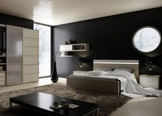 Few ideas of using Aluminum Frame Cabinet Doors contemporary