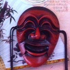 Korean Traditional Mask - Yangban Tal
