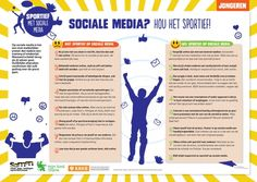 Toolkit Sportief met sociale media - Sportverenigingen staan vaak met lege handen bij misbruik van sociale media als WhatsApp en Twitter. Zeker voor jeugdleden zijn de grenzen van sportief mediagebruik niet altijd duidelijk. De Koninklijke Nederlandse Hockeybond (KNHB) en Mijn Kind Online ontwikkelden de campagne Sportief met Sociale Media, met een toolkit voor sportverenigingen.