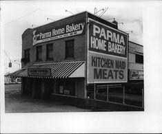 Kitchen Maid, Bakery Kitchen, Home Bakery, Parma, Cleveland, Ohio, Childhood Memories, Nostalgia, Photos