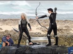 Hunger Games: Catching Fire - Highlights & Top Fun Facts