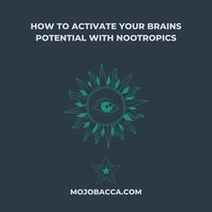Learn how to achieve your brains maximum potential with these nootropics. All the science behind nootropics