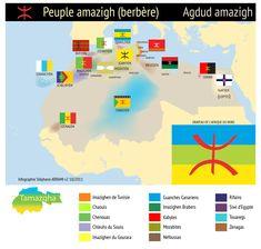 #Amazigh and always #Amazigh , #Imazighen , #Tamazight , ##Tifinagh and Most importantly #MusslimAmazigh