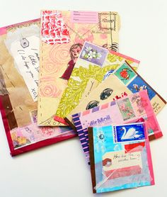 Mail Art Pack