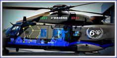 """Decorazioni in occasione dei 60 anni del 2° Reggimento di sostegno aviazione dell'Esercito """"Orione"""""""