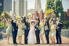 A Pitch-Perfect San Francisco Wedding