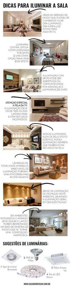 Casa Sem Rótulos: GUIA DA ILUMINAÇÃO - PARTE I - ILUMINAÇÃO GERAL