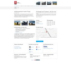Huber Nutzfahrzeuge AG, Sirnach, Thurgau, Trucks, Transporter, Lieferwagen