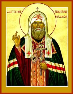 In 1898, Bishop Tikhon Belavin became the head of the diocese of the Aleutian Islands and Alaska