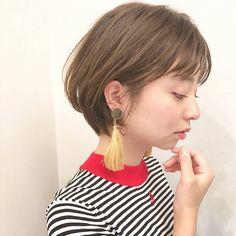 ヘアアレンジ ゆるふわ スポーツ 涼しげ×『 i. 』 omotesando×ショートボブの匠【 山内大成 】『i.hair』×399694【HAIR】 Short Hairstyles For Women, Hairstyles Haircuts, Peinados Pin Up, Anime Hair, Hair Designs, Hair Inspiration, My Hair, Short Hair Styles, Stylists