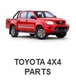 Buy Genuine new #Toyota #4x4 parts at discount prices for the 4 Runner / Hilux Surf, Land Cruiser, RAV 4 and Toyota Hilux Pick Up.