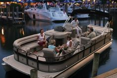 Why You Should Buy A Pontoon Boat – One Man's Opinion | alehygah  | Klave's Marina has been serving the boating community on Portage Lake in Pinckney, MI for more than 50 Years! Call (734) 426-4532 or visit our website www.klavesmarina.com for more information!