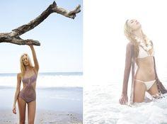 Glamour - Beach Story