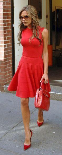 Victoria Beckham, June 2006