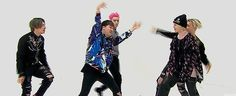 ameverything... — gyuzizis: when bigbang dances crooked…
