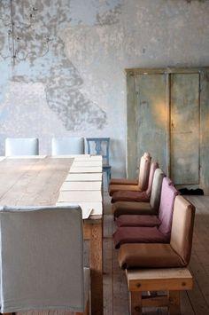 Fundas sillas de varios colores: