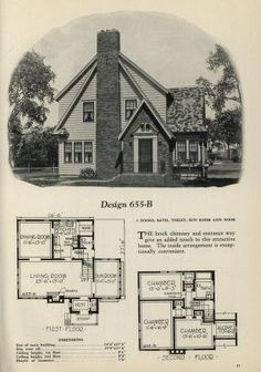 vintage house plans gambrel roof 1970s mid century modern