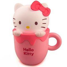 Lamp hello kitty