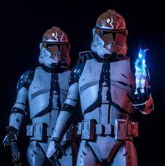 Star Wars Clone Wars, Star Trek, 501st Legion, Star Wars Characters, Fictional Characters, Artwork Images, Clone Trooper, The Republic, Mandalorian