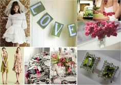 Olive Green and Cerise-My Wedding Nigeria