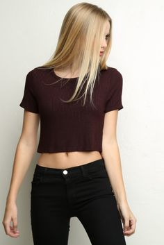 Brandy ♥ Melville | Hana Top - Tops - Clothing