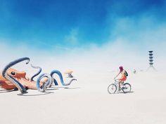 27 Photos Capturing Burning Man 2016's Creative and Carefree Culture - My Modern Met