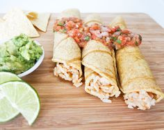 (via Taquito Recipe with Homemade Roasted Salsa | One Ingredient...   #healthy #vegetarian #vegan #recipes Find more healthy recipes @ http://standouthealth.com