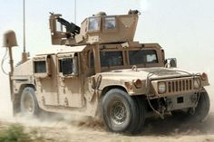 Armored Humvee | ... HMMWV M1114 UAH (Up-Armored Humvee) Up-Armored HMMWV Armament Carrier