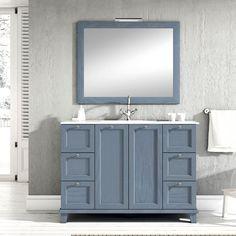 50 Fotos de móveis para casa de banho pequena ~ Decoração e Ideias Double Vanity, Bathroom, Small Bathrooms, Bathroom Ideas, Restroom Decoration, Woodwork, Bathroom Sinks, Mirrors, Organize