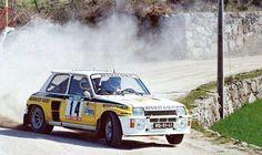 """wrcarlisle: """"Renault 5T Rally Portugal 1986 """""""