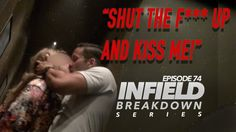 Infield Pickup I SHUT THE F UP KISS ME I Infield Breakdown Series Eps.74  More at https://youtu.be/NLyodBuHNhQ from https://www.youtube.com/user/RSDFrankHaro