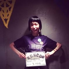 "Instagram 写真撮影neuneuneufdy - 宜しくお願いします KONCOS×POSEUR  FRESH FELLOWS"" T-sh #KONCOS#POSEUR"