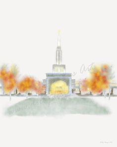 Check out this item in my Etsy shop https://www.etsy.com/listing/504023944/toronto-temple-printable-instant