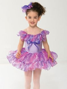 Perfectly Marvelous - Style 086 | Revolution Dancewear Children's Dance Recital Costume