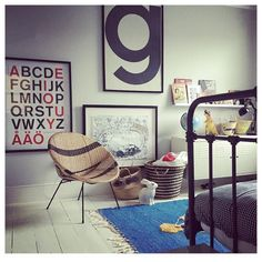 Whilst in the throes of redecorating (some of) my house, I have found much inspiration on the hugely stylish interiors edit58, the brainchild of the lovely Lisa Mehydene. It's a wonderful site: cherry-picked finds from around the world. But it's not just her site which inspires, her Instagram feed @edit.58 is one of the best. She shares snapshots of the incredible London home which she shares with her husband and four-year-old twins, Milla and George - you can imagine how excited we were…
