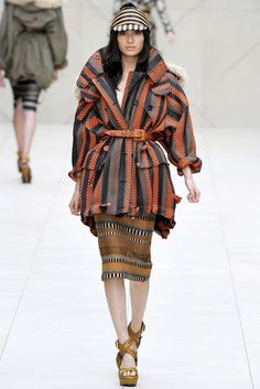Ethno by Burberry SS12