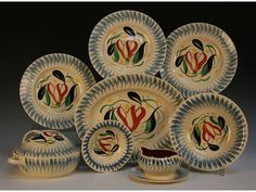 Susie Cooper Tulip Pompadour - Miller's Antiques & Collectibles ...