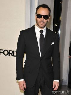 Tom Ford attends his Tom Ford cocktail event in support of Project Angel Food at TOM FORD on February 21, 2013 in Beverly Hills  http://celebhotspots.com/hotspot/?hotspotid=24929&next=1
