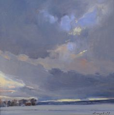 Peter Campbell – February Clouds