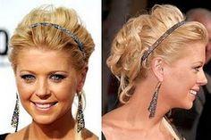 Headband - wedding hair