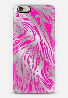 Marbled Pink iPhone 6 case by Caitlin Workman   Casetify