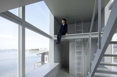 Window House - Miura District, Giappone - 2013 - YASUTAKA YOSHIMURA ARCHITECTS