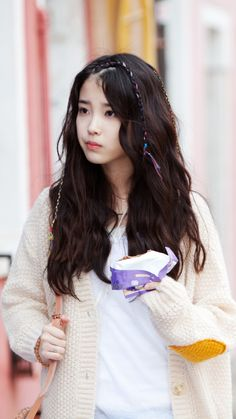 Iu Fashion, Korean Fashion, Korean Beauty, Asian Beauty, Iu Hair, Korean Celebrities, Korean Actresses, Beautiful Asian Girls, Ulzzang Girl