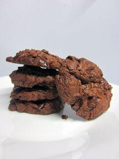 Opskrift på Chocolate chip cookies med orangesmag
