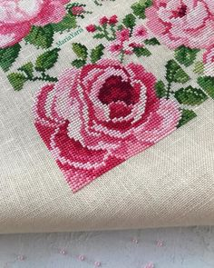 Embroidered Roses, Cross Stitch Rose, Forget, Birds, Wedding, Binder, Cushions, Cross Stitch, Needlepoint